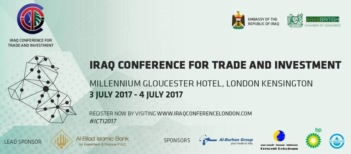 Al-Burhan Airways sponsoring Iraq Conference for Trade and Investment in London